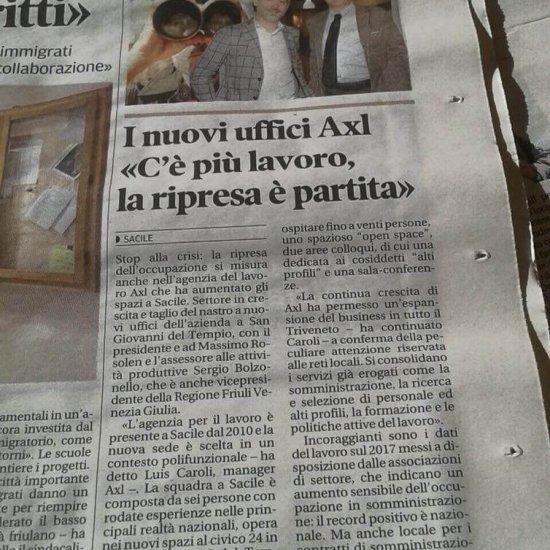 axl agenzia per il lavoro